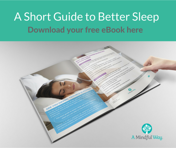 A Short Guide to Better Sleep eBook