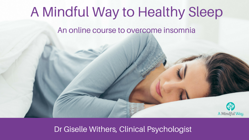 online course insomnia