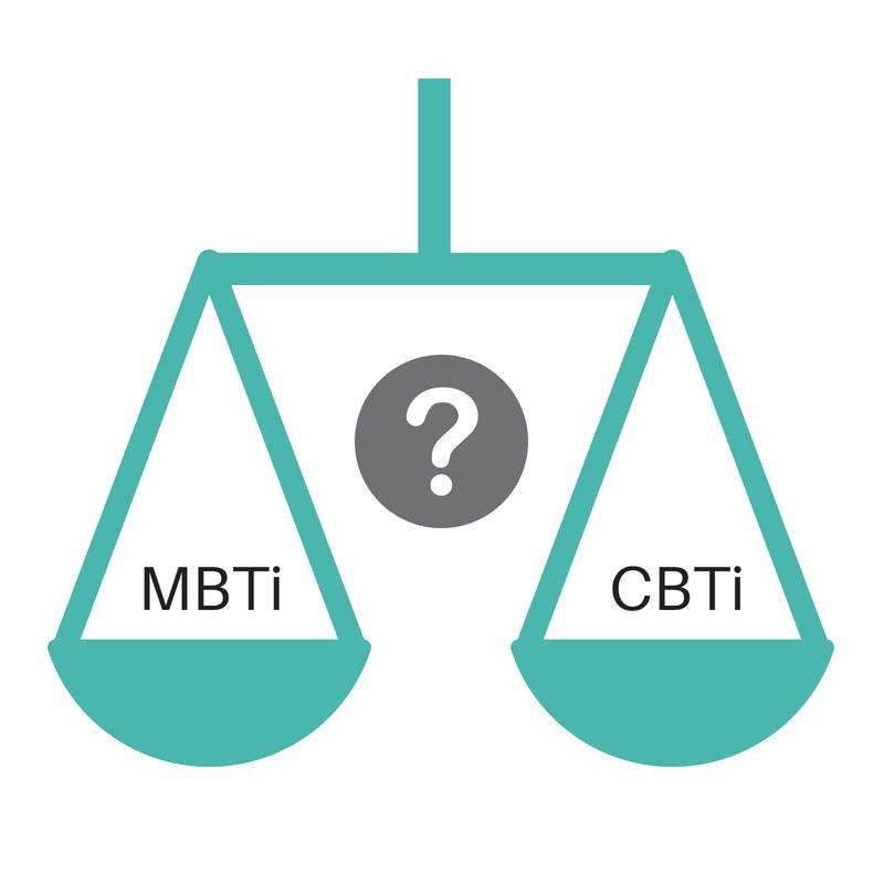 MBTi vs CBTi